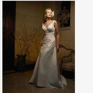 Casablanca C1831 Gown